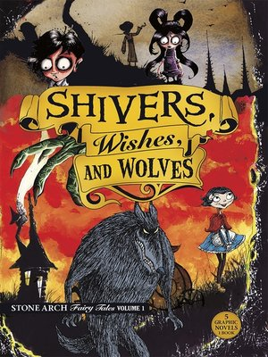 cover image of Shivers, Wishes, and Wolves