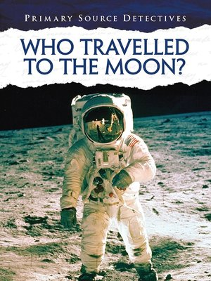 cover image of Who Traveled to the Moon?