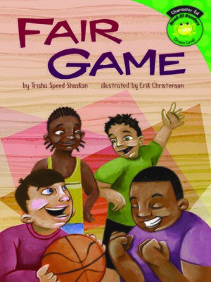 cover image of Fair Game