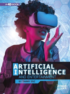 cover image of Artificial Intelligence and Entertainment