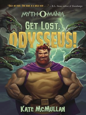 cover image of Get Lost, Odysseus!
