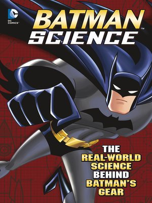 cover image of Batman Science
