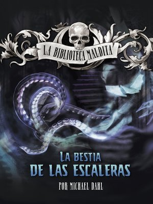 cover image of La bestia de las escaleras