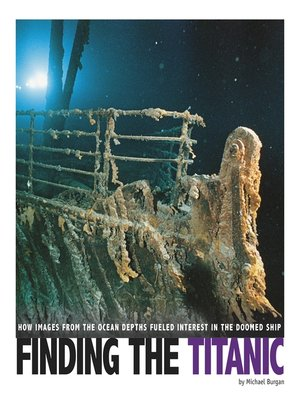 cover image of Finding the Titanic
