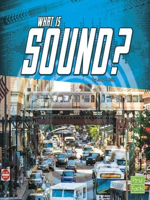 cover image of What Is Sound?