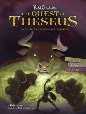 cover image of The Quest of Theseus