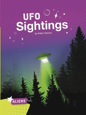 cover image of UFO Sightings