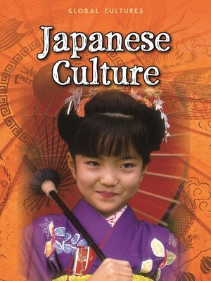 cover image of Japanese Culture