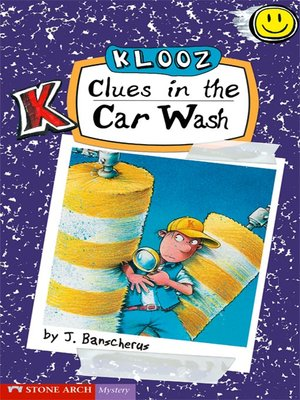 cover image of Clues in the Car Wash