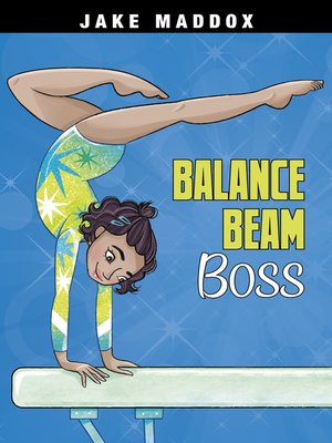 cover image of Balance Beam Boss
