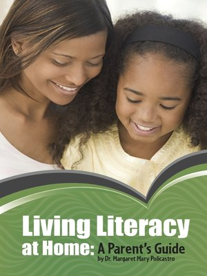 cover image of Living Literacy at Home