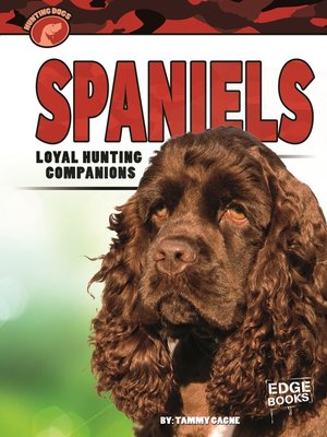 cover image of Spaniels