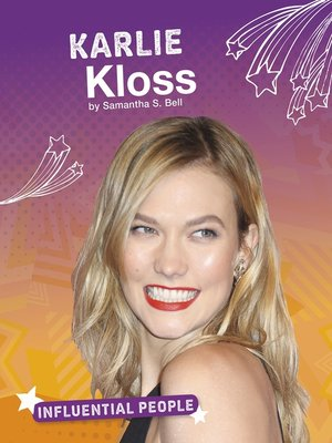 cover image of Karlie Kloss