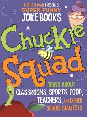 cover image of Chuckle Squad