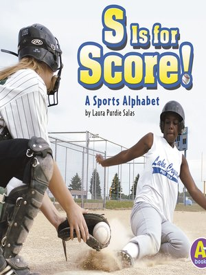 cover image of S is for Score!
