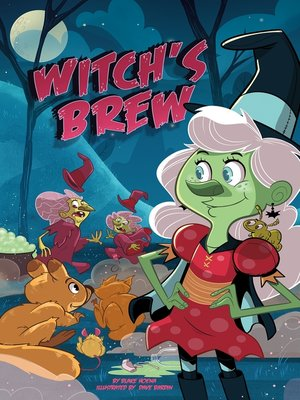 cover image of Witch's Brew