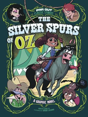 cover image of The Silver Spurs of Oz