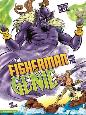 cover image of The Fisherman and the Genie