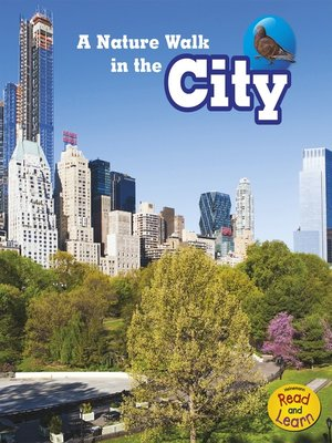 cover image of A Nature Walk in the City