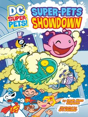 cover image of Super-Pets Showdown