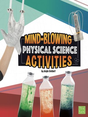 cover image of Mind-Blowing Physical Science Activities