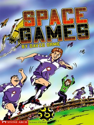 cover image of Space Games