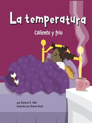 cover image of La temperatura