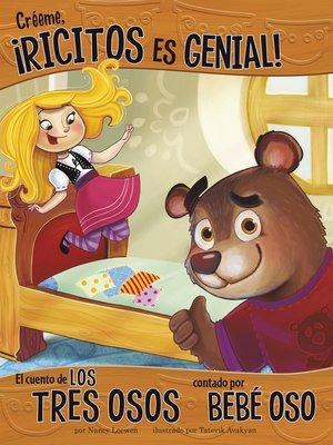 cover image of Créeme, ¡Ricitos es genial!