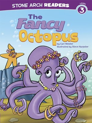 cover image of The Fancy Octopus