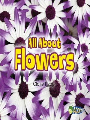 cover image of All About Flowers