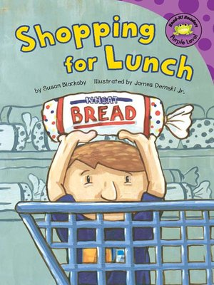 cover image of Shopping for Lunch