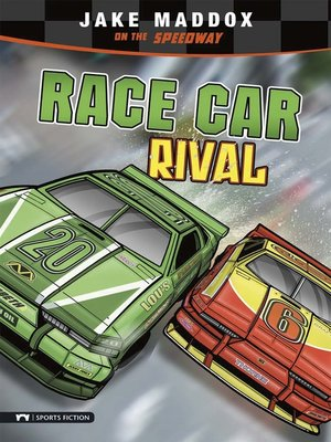 cover image of Race Car Rival