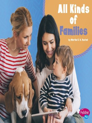 cover image of All Kinds of Families