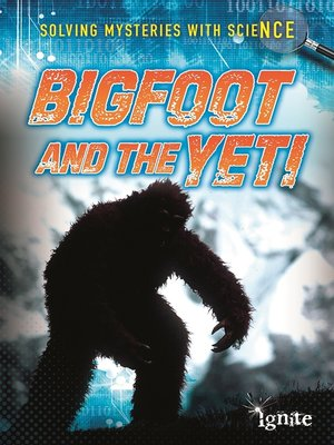 cover image of Bigfoot and the Yeti