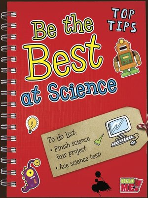 cover image of Be the Best at Science