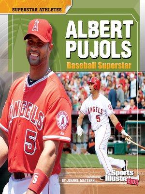 cover image of Albert Pujols