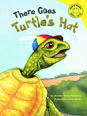 cover image of There Goes Turtle's Hat