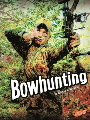 cover image of Bowhunting