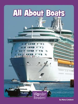 cover image of All About Boats