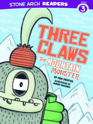 cover image of Three Claws the Mountain Monster