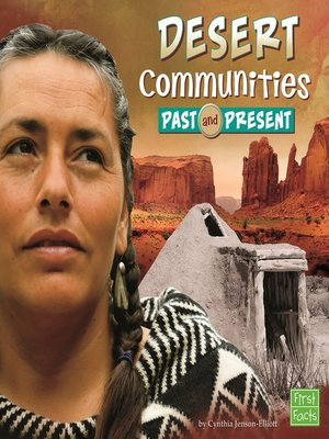cover image of Desert Communities Past and Present