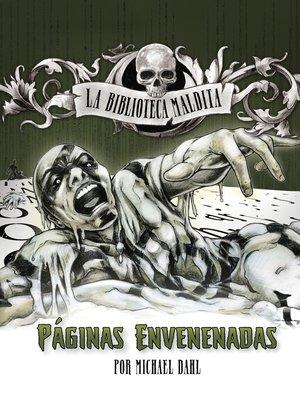 cover image of Páginas envenenadas