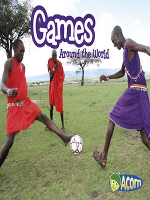 cover image of Games Around the World