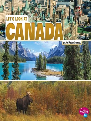 cover image of Let's Look at Canada
