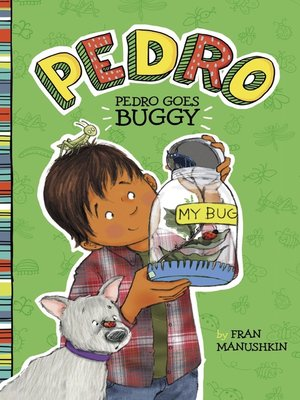 cover image of Pedro Goes Buggy