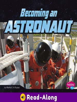 cover image of Becoming an Astronaut