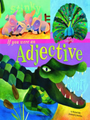 cover image of If You Were an Adjective