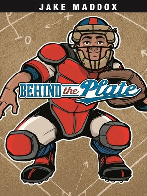 cover image of Behind the Plate