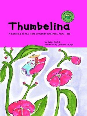cover image of Thumbelina