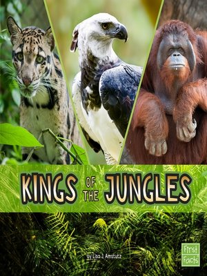 cover image of Kings of the Jungles